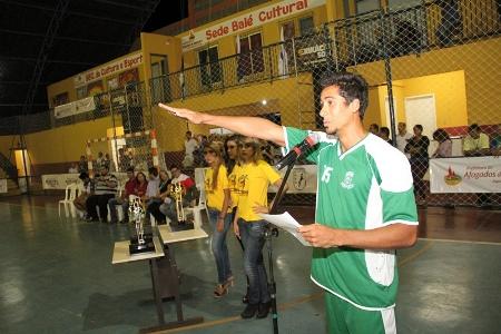 juramento do atleta