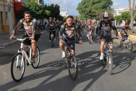 patriota pedalou