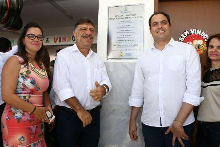 escola inaugurada