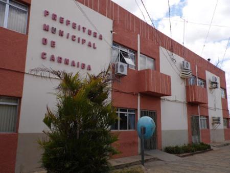 Resultado de imagem para prefeitura de carnaiba