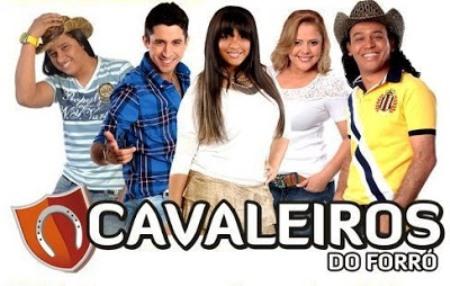 CAVALEIROS DO FORRO 2012
