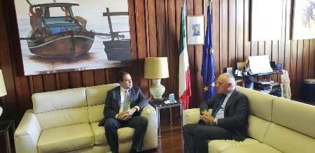 Paulo Camara e Antonio Bernadini
